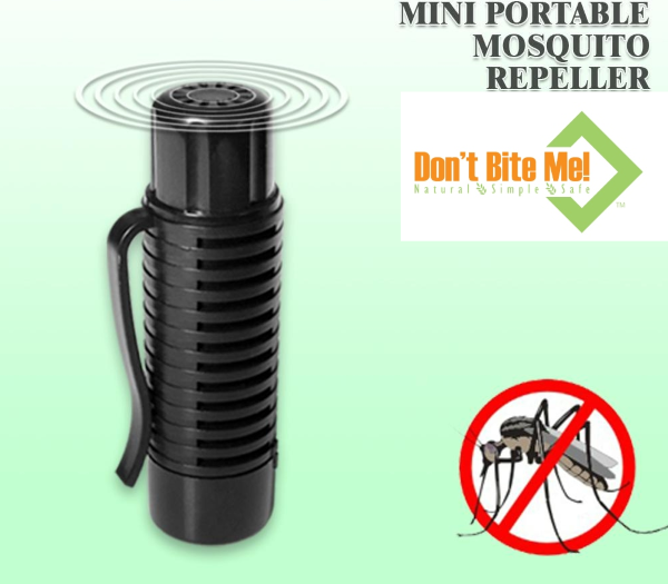 Don't Bite Me Portable Mosquito Repeller