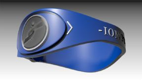 Ion Power Wristband Blue