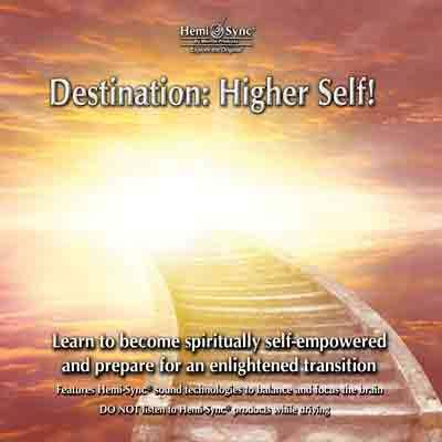 Destination: Higher Self 2 CD's