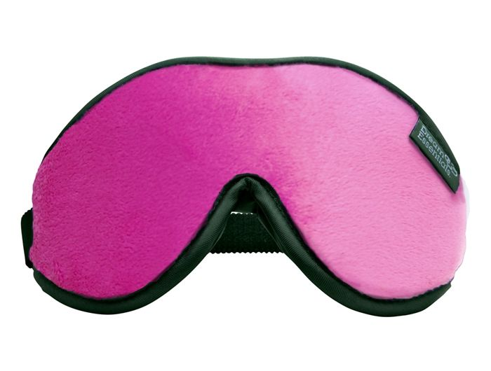 Escape Luxury Travel Mask Hot Pink