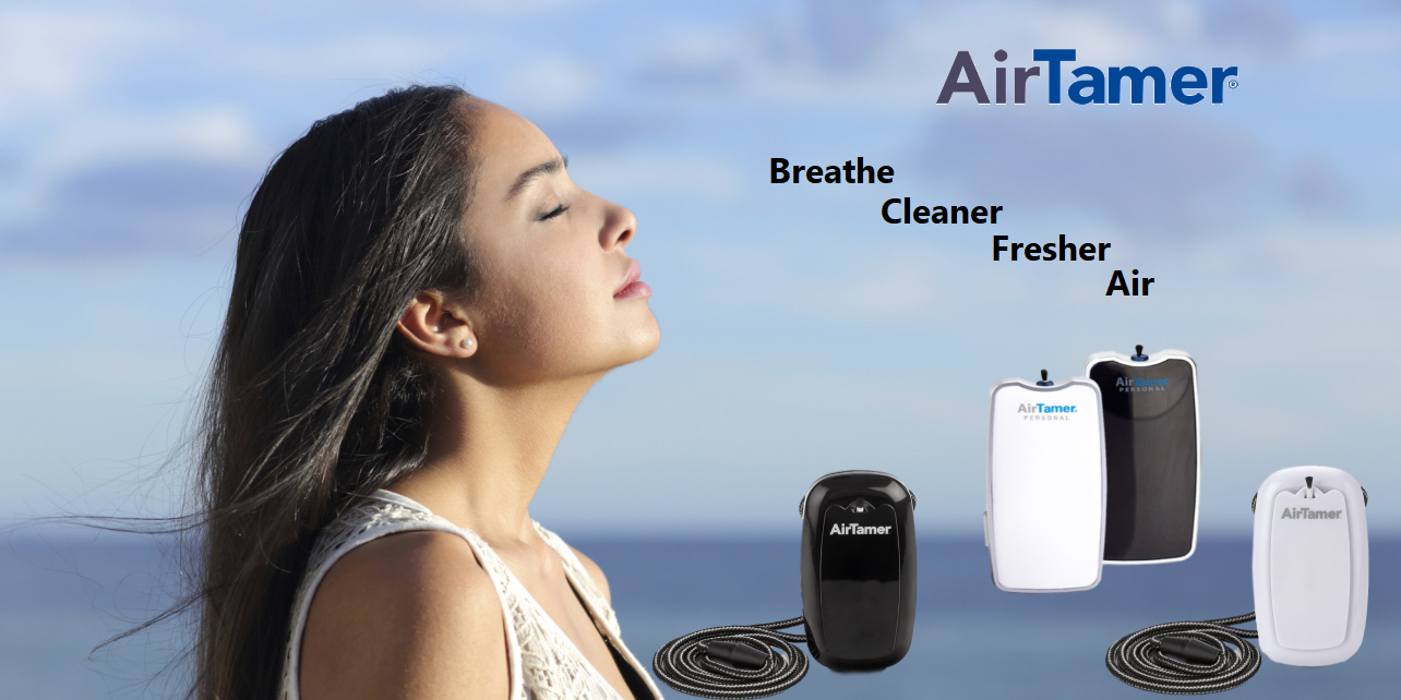 Air Tamers The Worlds Most Effecient Personal Air Purifiers